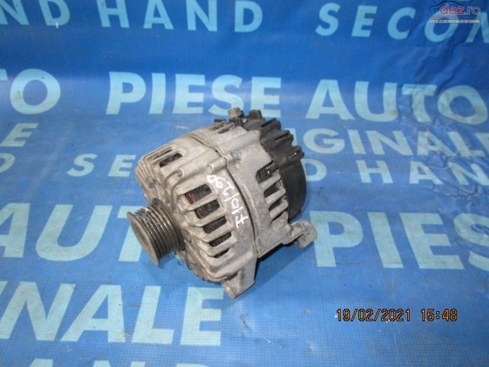 Alternator Bmw F10 530d 3 0d N57d30a Valeo 7803724 /180a Piese auto în Urziceni, Ialomita Dezmembrari