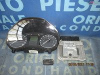 Calculator Motor Cu Cip Skoda Octavia 2 2 0tdi 03g906021ld//1z0920912 Piese auto în Urziceni, Ialomita Dezmembrari