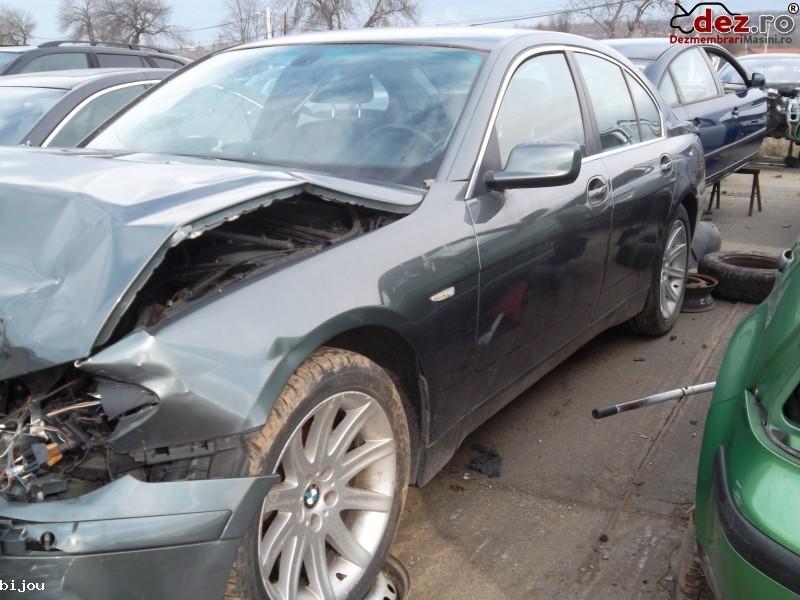Dezmembrez Bmw 745i Orice Piesa Dezmembrări auto în Scoarta, Gorj Dezmembrari