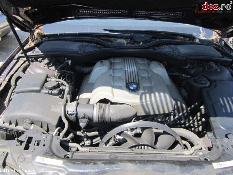 Dezmembrez bmw 745 din 2003 2005 4 5 b am motor si anexe mecanica caroserie Dezmembrări auto în Branesti, Ilfov Dezmembrari