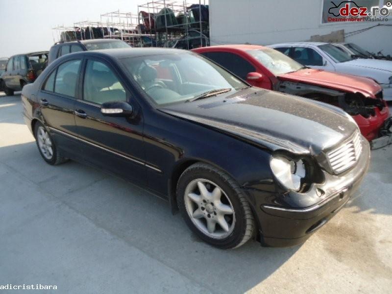 Dezmembrez mercedes c220 din 2001 2004 2 2 cdi model elegance am motor si Dezmembrări auto în Branesti, Ilfov Dezmembrari
