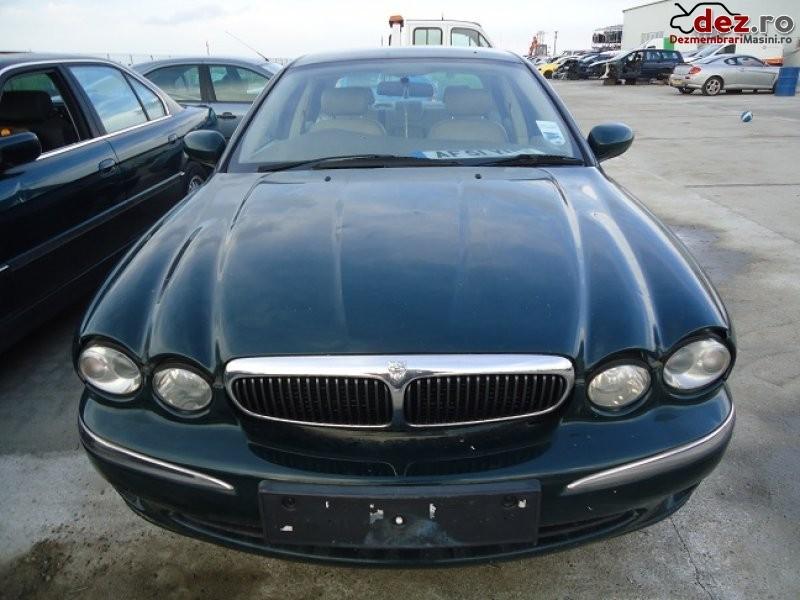 Dezmembrez jaguar x type din 2002 2 5 b 3 0 b am motor si anexe cutie de viteze Dezmembrări auto în Branesti, Ilfov Dezmembrari
