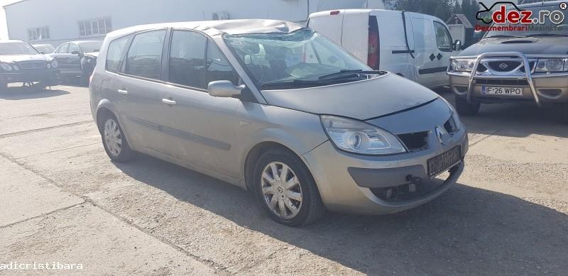 Dezmembrez Renault Grand Scenic Din 2006 Motor 1 6 16v Tip K4m 97 Dezmembrări auto în Branesti, Ilfov Dezmembrari