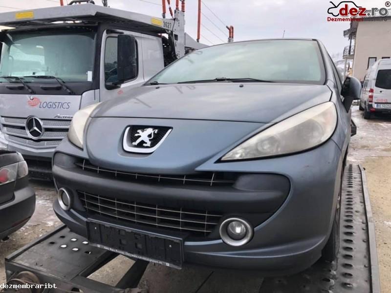 Dezmembrez Peugeot 207 Din 2008 1 6 Hdi 9hv Dezmembrări auto în Vladeni, Botosani Dezmembrari