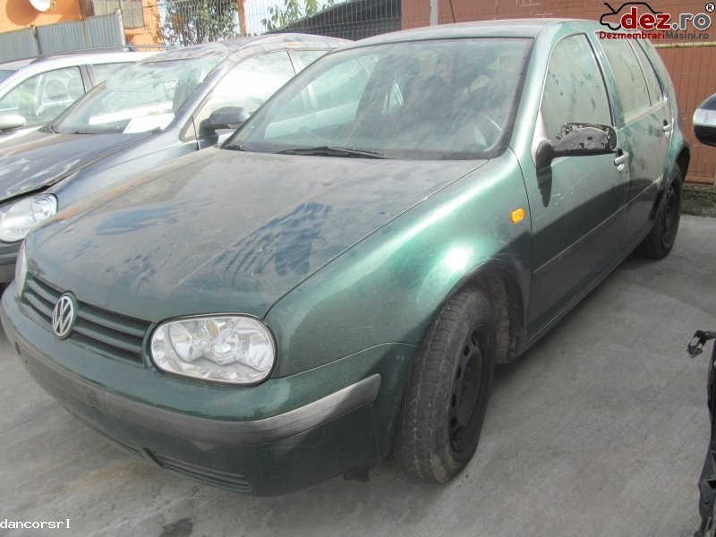 Vand fuzeta din dezmembrari auto pentru vw golf iv 1 4i din 2000 75cp 55kw tip Dezmembrări auto în Ploiesti, Prahova Dezmembrari