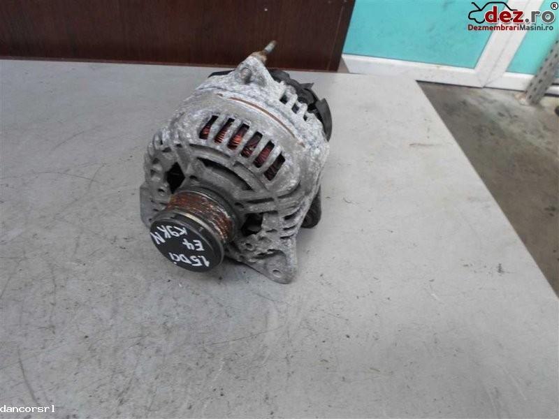 Vand alternator din dezmembrari auto pentru renault megane 1 5dci din 2008 Dezmembrări auto în Ploiesti, Prahova Dezmembrari