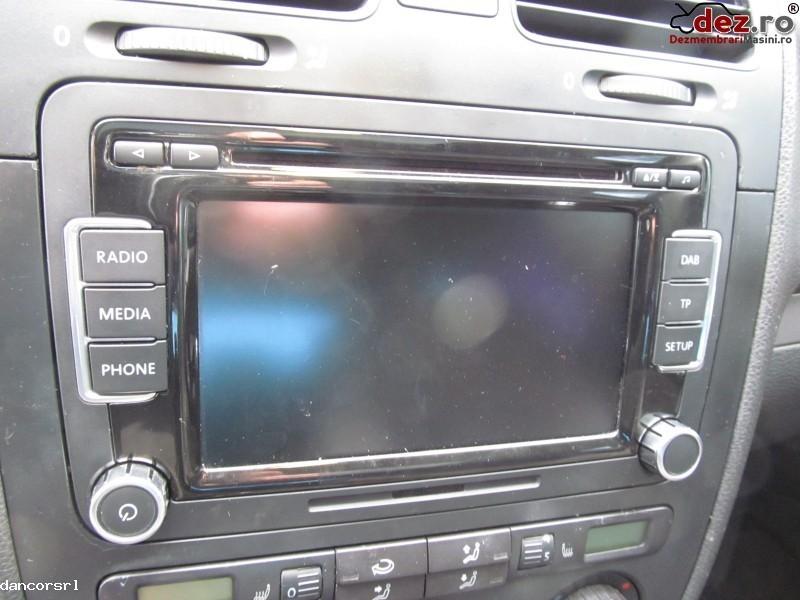 Navigatie Volkswagen Golf 2005 în Ploiesti, Prahova Dezmembrari