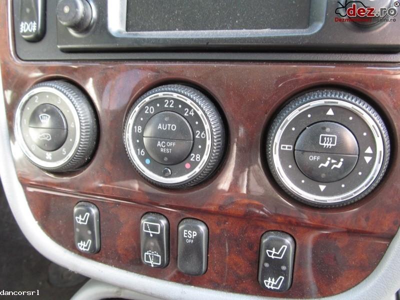 Comenzi clima Mercedes ML 400 2003 Piese auto în Ploiesti, Prahova Dezmembrari