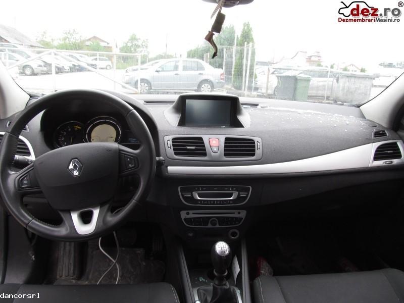 Plansa bord Renault Megane 2009