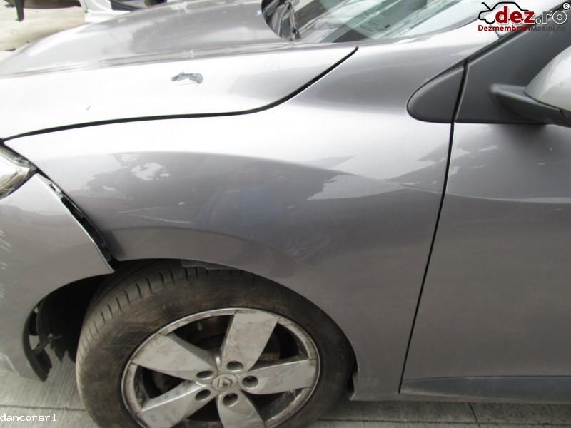 Aripa fata Renault Megane 2009