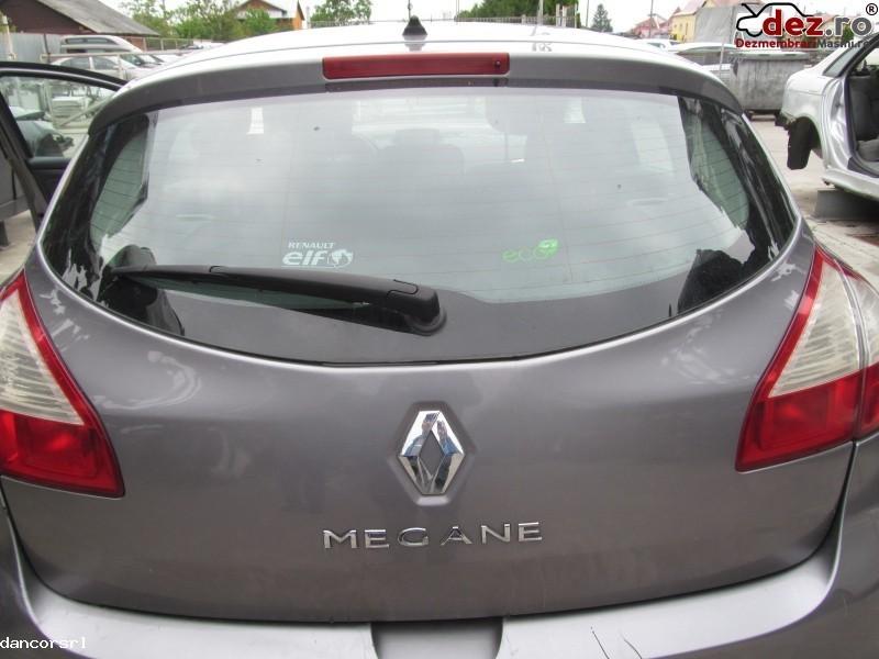Hayon Renault Megane 2009