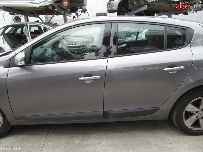 Usa Renault Megane 2009