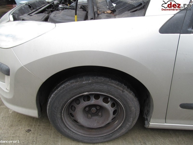 Aripa fata Peugeot 308 2008