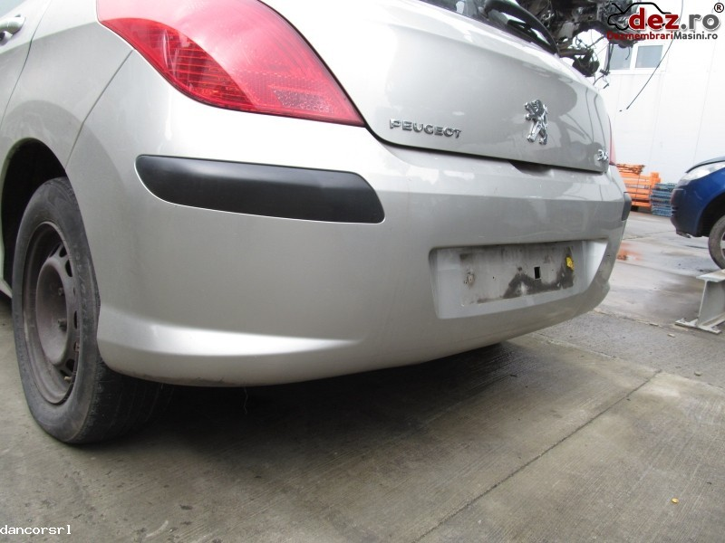 Bara protectie spate Peugeot 308 2008
