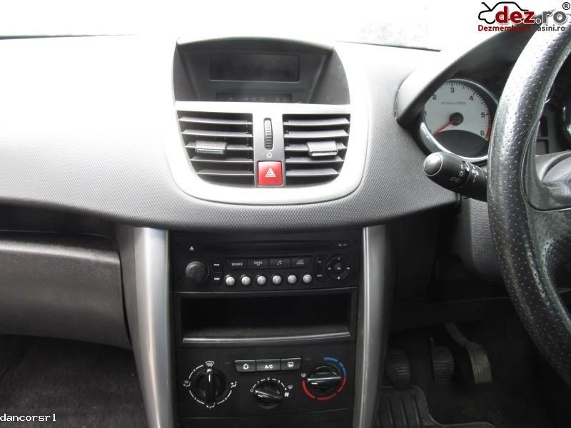 Consola bord Peugeot 207 2007