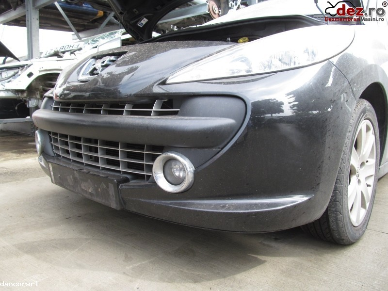 Bara protectie fata Peugeot 207 2007