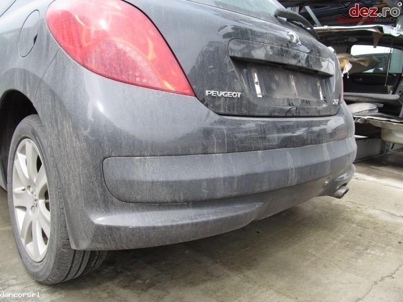Bara protectie spate Peugeot 207 2007