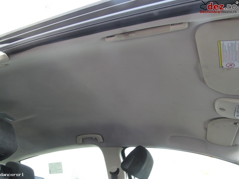 Tapiterie plafon Citroen C4 2005