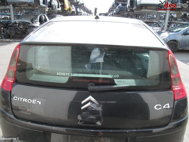 Hayon Citroen C4 2005