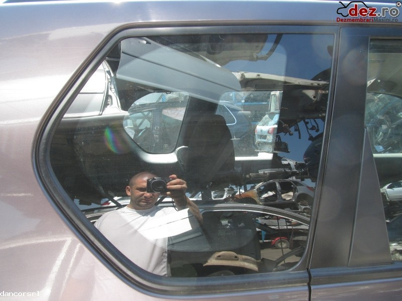 Geam lateral fix Nissan X-Trail 2007