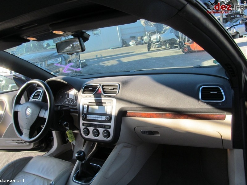 Plansa bord Volkswagen Eos 2007 Piese auto în Ploiesti, Prahova Dezmembrari