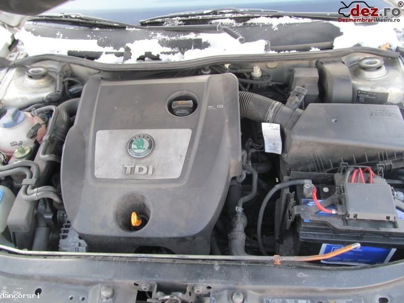 Motor complet Skoda Octavia 2004