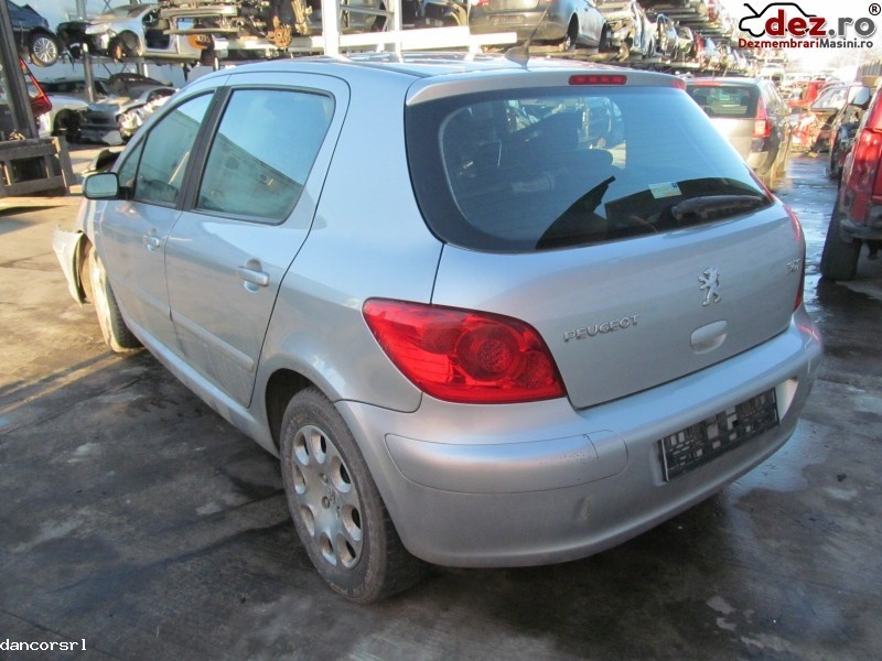 Bara spate Peugeot 307 2007 Piese auto în Ploiesti, Prahova Dezmembrari