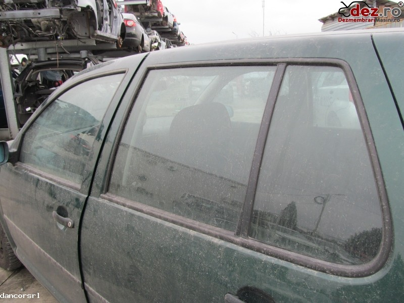Geam usa fata, spate, stanga, dreapta Volkswagen Golf 2001