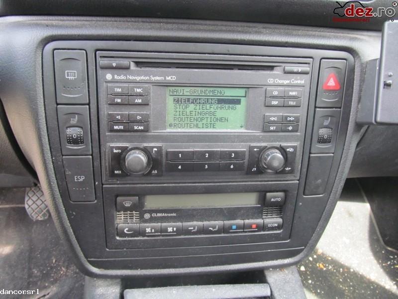Consola bord Volkswagen Passat 2004