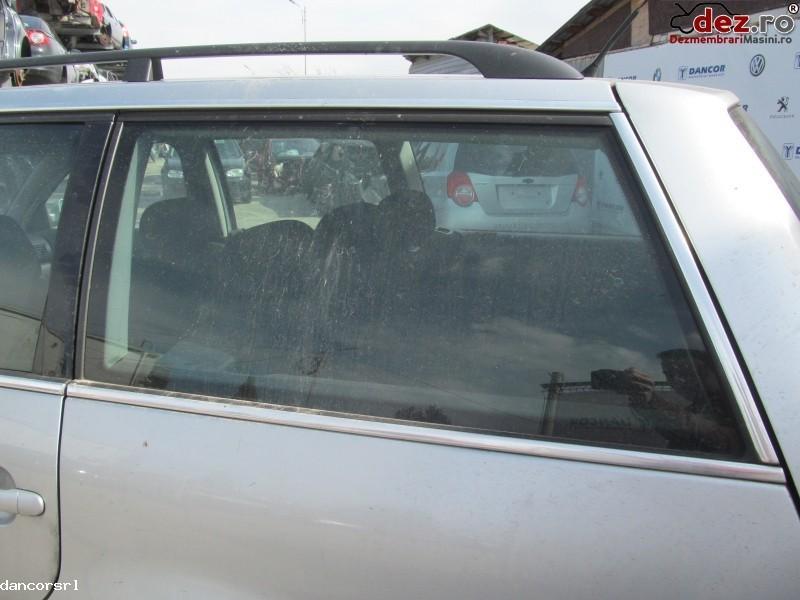 Geam lateral fix fata, spate, stanga, dreapta Volkswagen Passat 2004