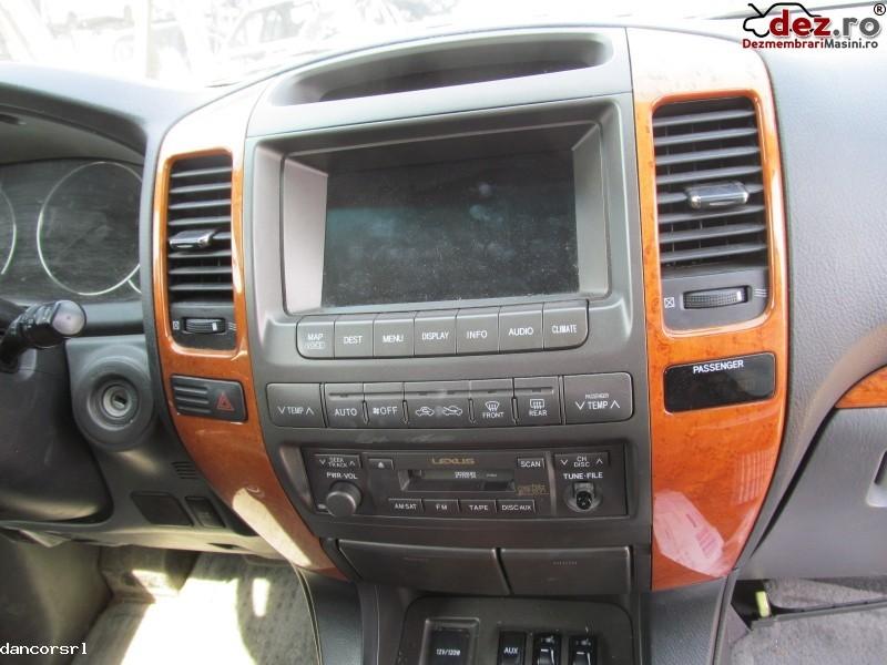 Consola bord Lexus GX 470 2003 Piese auto în Ploiesti, Prahova Dezmembrari