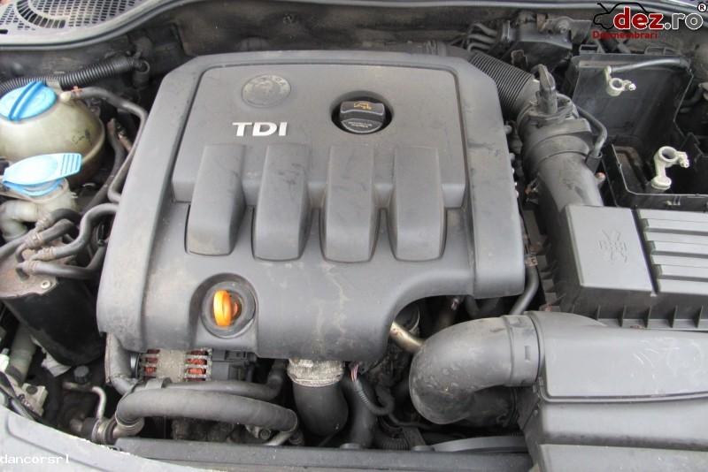 Dezmembrez Skoda Octavia 2 0tdi 2005 140cp 103kw Tip Blb E4