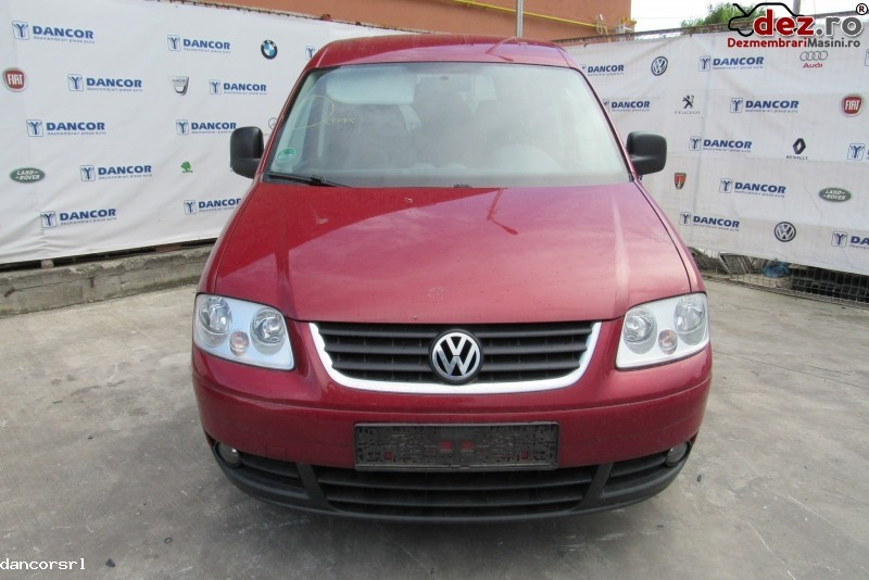 Dezmembrari Volkswagen Caddy 1 9tdi Din 2007 105cp 77kw Bls în Ploiesti, Prahova Dezmembrari