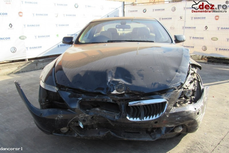 Dezmembrari Bmw 630 3 0i Din 2007 258cp 190kw Tip N52b30a E4 Dezmembrări auto în Ploiesti, Prahova Dezmembrari