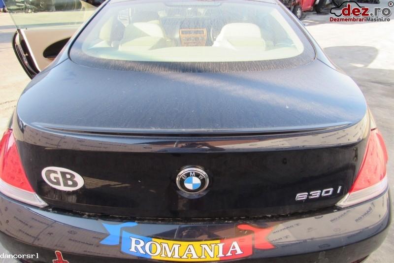 Capota spate BMW 630 E63 2007 Piese auto în Ploiesti, Prahova Dezmembrari