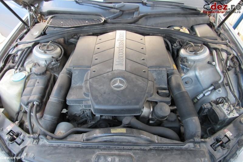Dezmembrari Mercedes S500 5 0i 2000 306cp 225kw Tip 113 960 E3