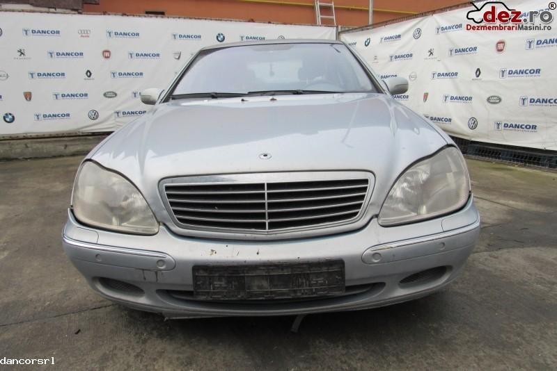 Dezmembrari Mercedes S500 5 0i 2000 306cp 225kw Tip 113 960 E3 Dezmembrări auto în Ploiesti, Prahova Dezmembrari