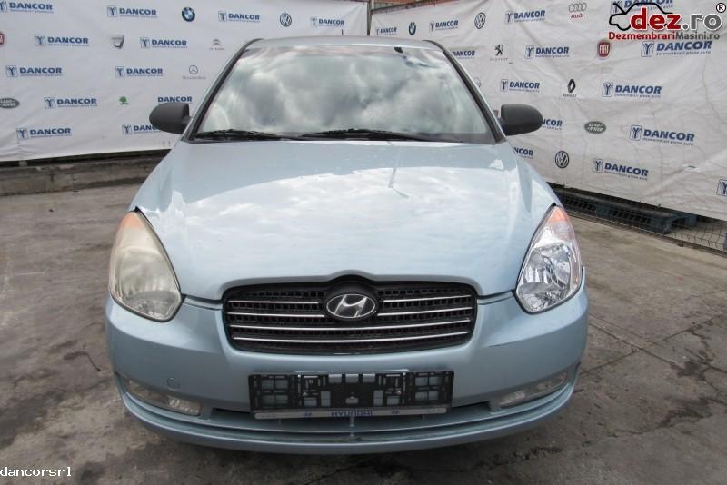 Dezmembrari Hyundai Accent 1 5crdi 2007 110cp 81kw Tip D4fa în Ploiesti, Prahova Dezmembrari