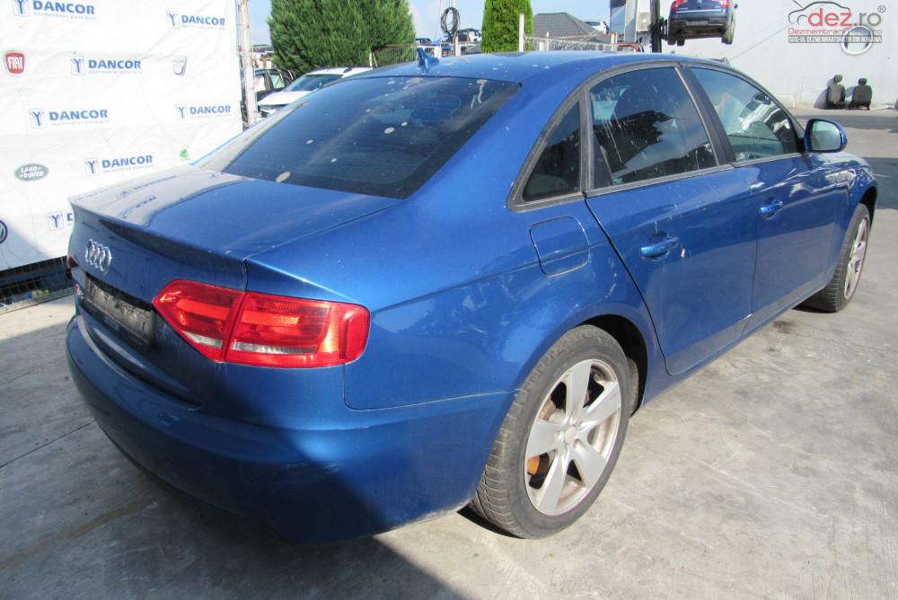 Dezmembrari Audi A4 2 0tdi Din 2008   143cp   105kw   Tip Caga   E4