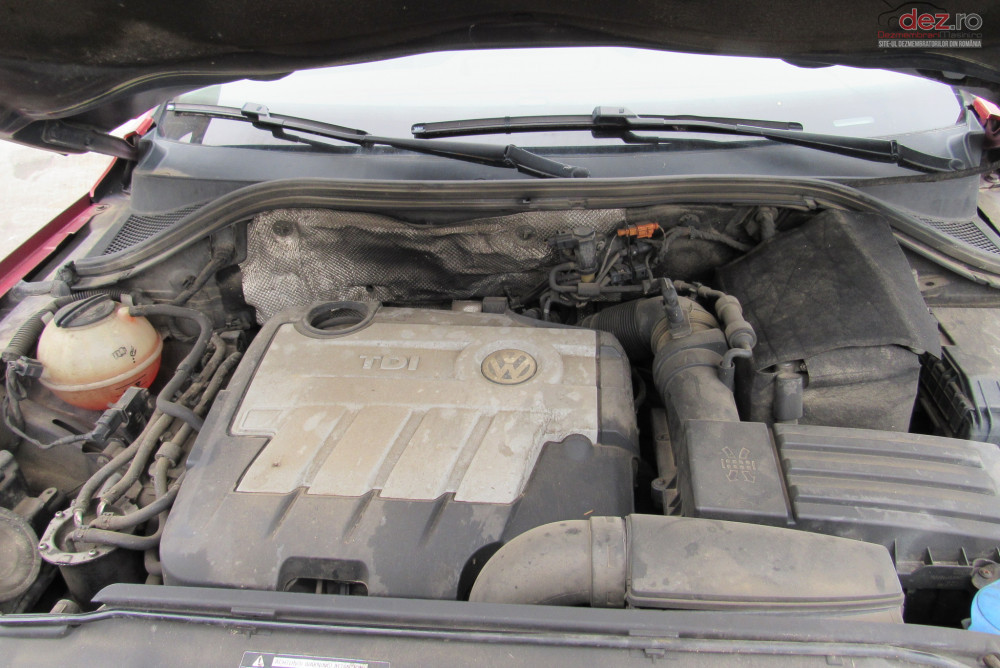 Dezmembrari Vw Tiguan 2 0tdi 4motion 2008 140cp 103kw Tip Cbab E5
