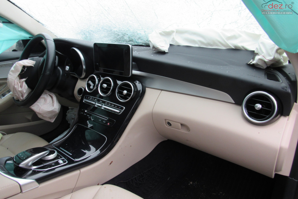 Kit Mutare Volan Mercedes C200 1 6d 2015 136cp 100kw Tip 626 951 Euro 6 Dezmembrări auto în Ploiesti, Prahova Dezmembrari