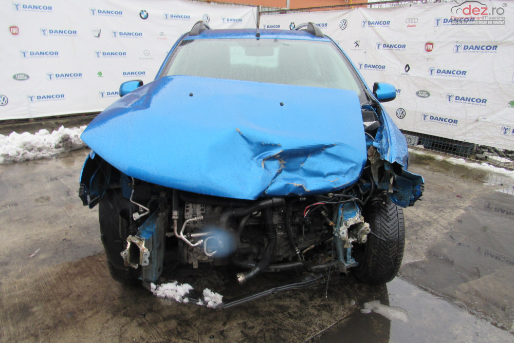 Dezmembrari Dacia Sandero Stepway 1 5dci Din 2013 90cp 66kw K9k 612