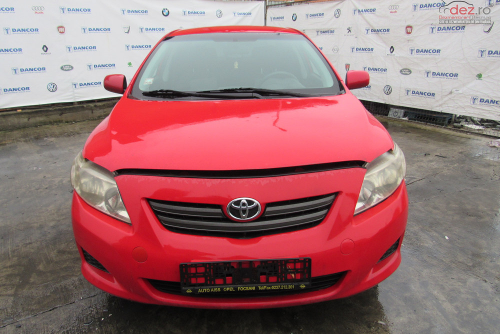 Dezmembrari Toyota Corolla 1 4d D 4d Din 2006 90cp 66kw Tip 1nd Dezmembrări auto în Ploiesti, Prahova Dezmembrari
