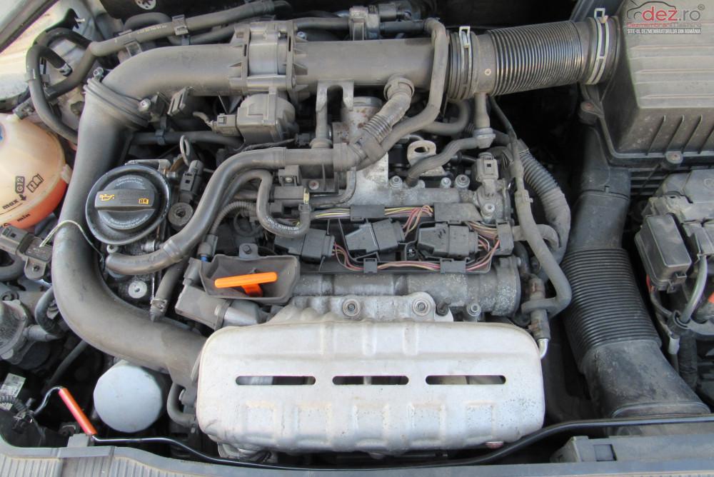 Dezmembrari Seat Ibiza F R 1 4tsi 2010 150cp 110kw Tip Cavf E5