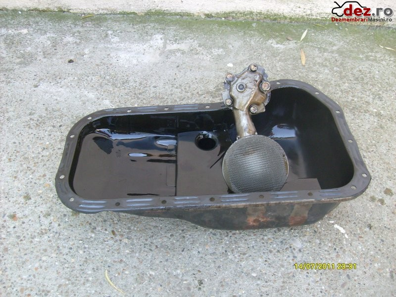 0766 319 032> vand pentru lada niva 2002 2011 baie de ulei pompa ulei sorb Dezmembrări auto în Tecuci, Galati Dezmembrari