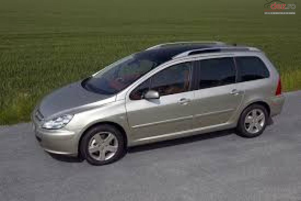 Dezmembrez Peugeot 307 Sdi Dezmembrări auto în Draganesti, Galati Dezmembrari