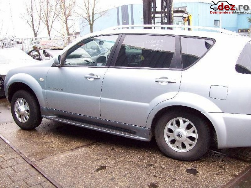 Piese second ssangyong rexton Dezmembrări auto în Zalau, Salaj Dezmembrari