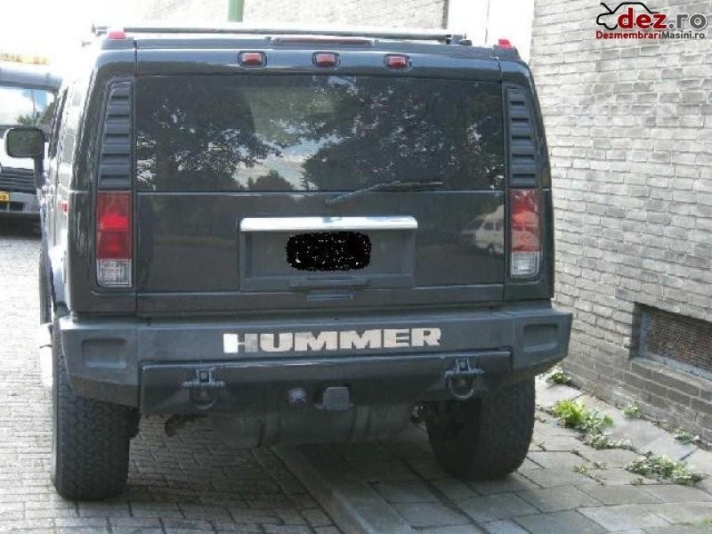 Piese second pentru hummer h4 Dezmembrări auto în Zalau, Salaj Dezmembrari