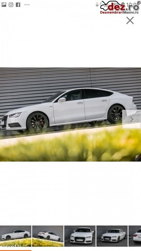 Dezmembrez Audi A7 2019 cu garantie si factura Dezmembrări auto în Zalau, Salaj Dezmembrari