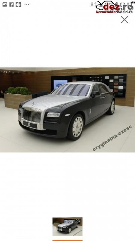 Piese Second Hand Rolls Royce Dawn Spur Ghost Dezmembrări auto în Zalau, Salaj Dezmembrari
